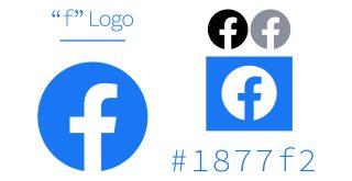 Facebook 新ロゴ&カラー
